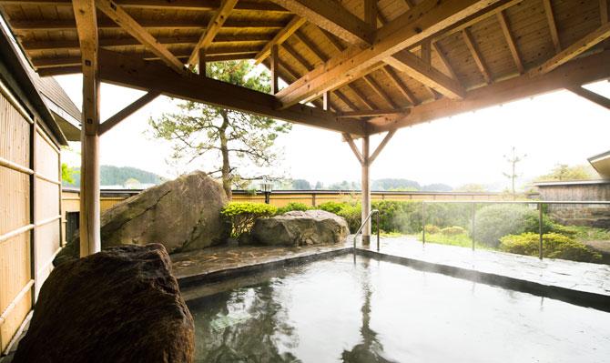 Onsen in Akita Prefecture kusuyama